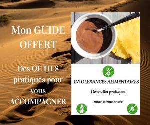Intolérances alimentaires : guide offert pour commencer à manger sans gluten, sans lait, sans œufs