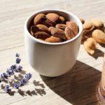 Apéritif rapide sans gluten, sans lait sans oeuf : amandes salées