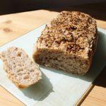 Pain facile sans gluten et sans machine à pain