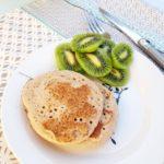 Pancakes sans gluten, sans oeuf, sans lactose