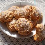 Biscuits recettes sans gluten, sans lait, sans oeuf : les amarettis
