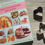 Livre recettes alsaciennes sans gluten et sans lactose